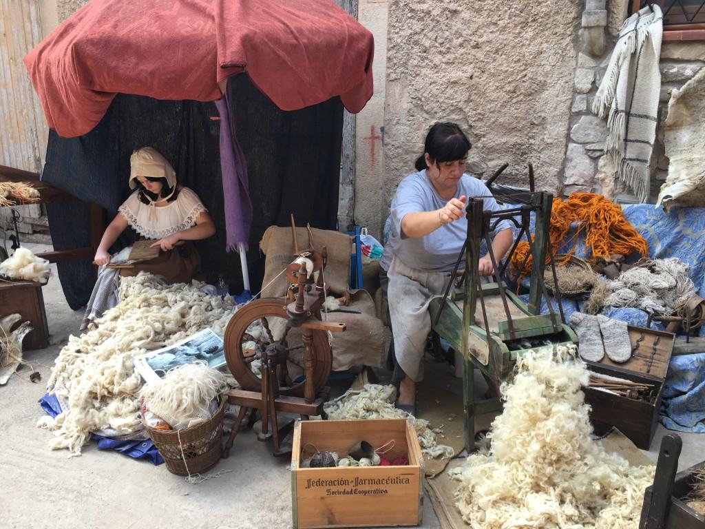 Foto mercat medieval