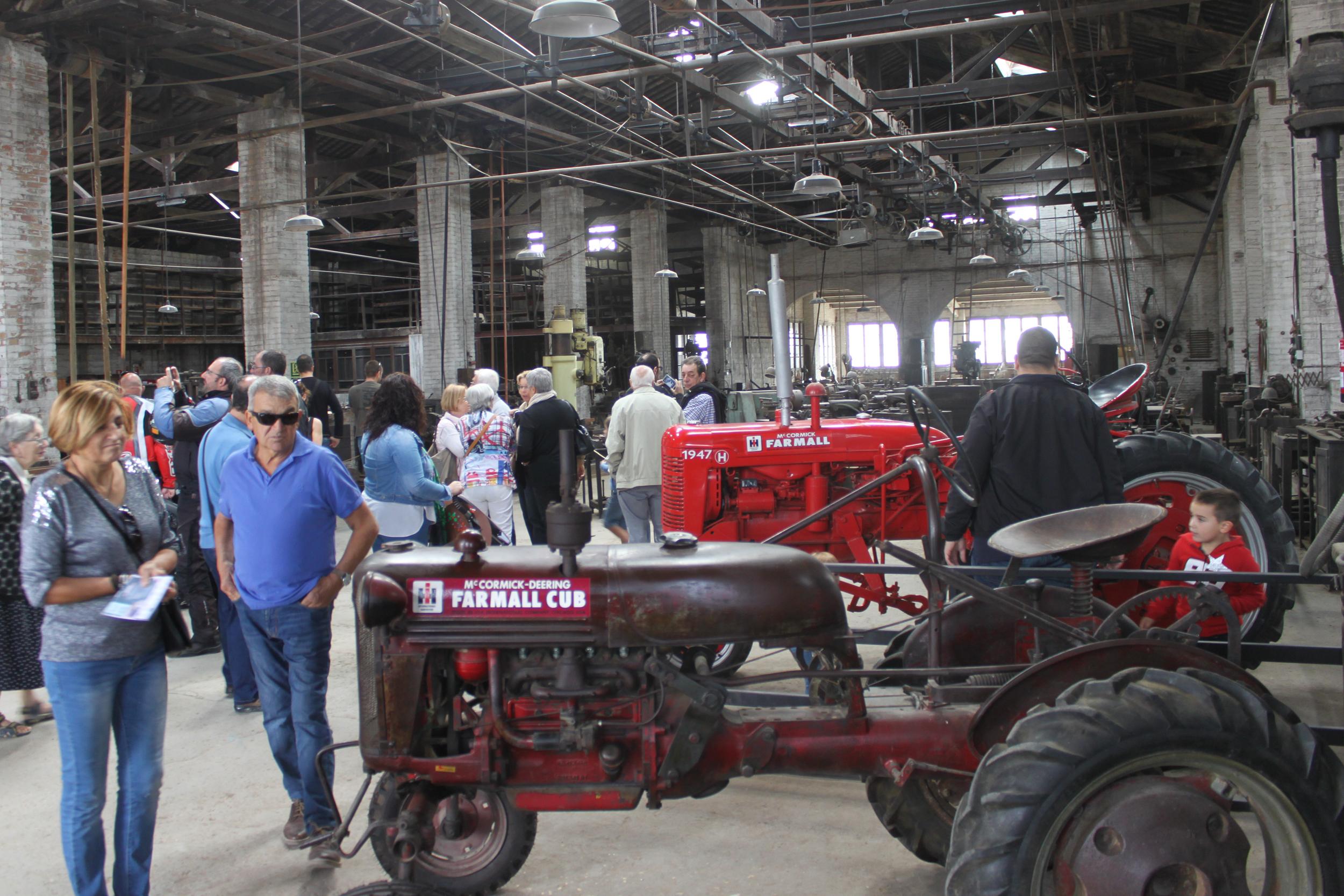 Tàrrega rememorarà l'origen nord-americà del patrimoni industrial del Museu Trepat els dies 22 i 23 de setembre