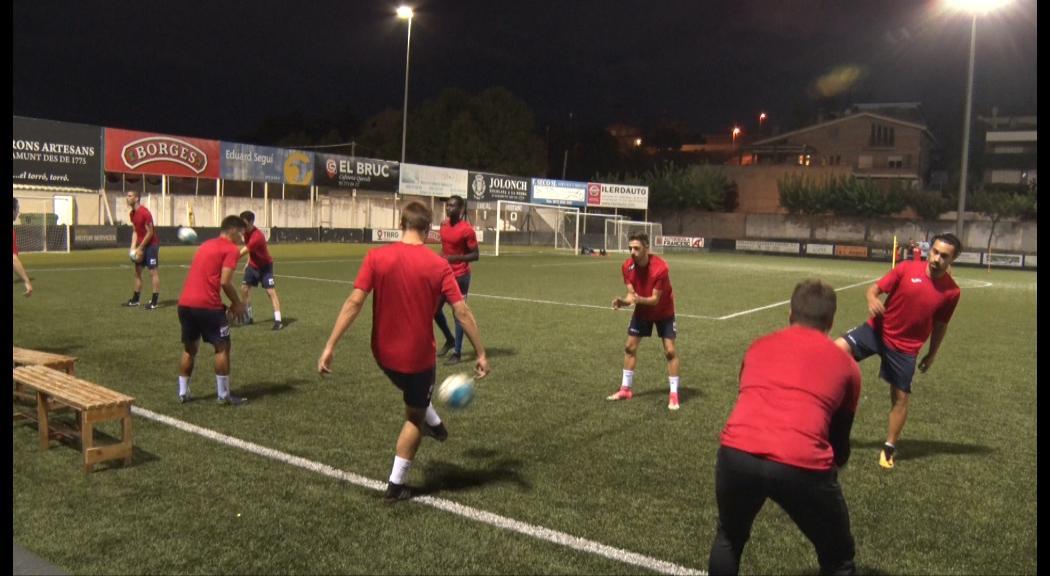 La UE Tàrrega es desplaça a Andorra amb la voluntat d'obtenir la primera victòria