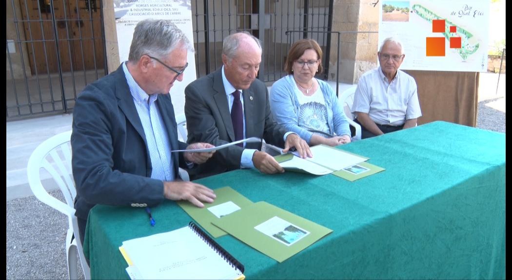 El Parc de Sant Eloi tindrà una plaça dedicada a l'escolapi Gonçal Crespo