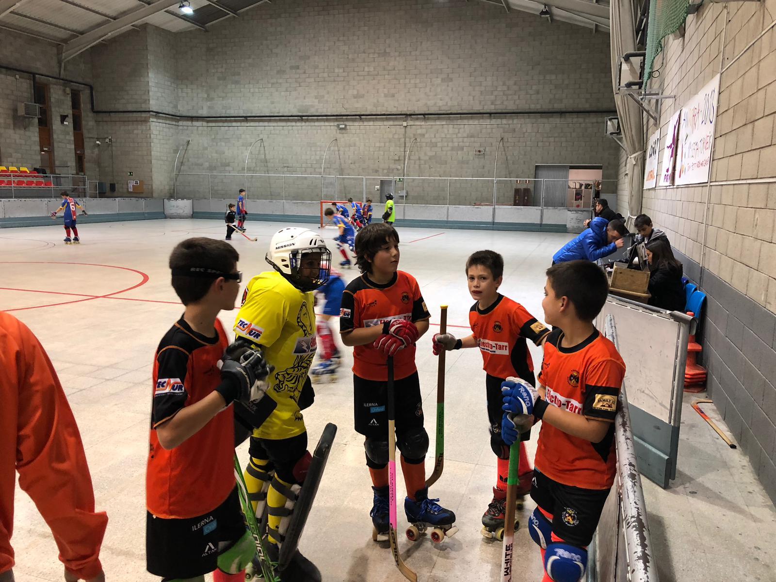 Crònica TÀRREGA HOQUEI PATINS CLUB,   28-10-2018 – Jornada 5