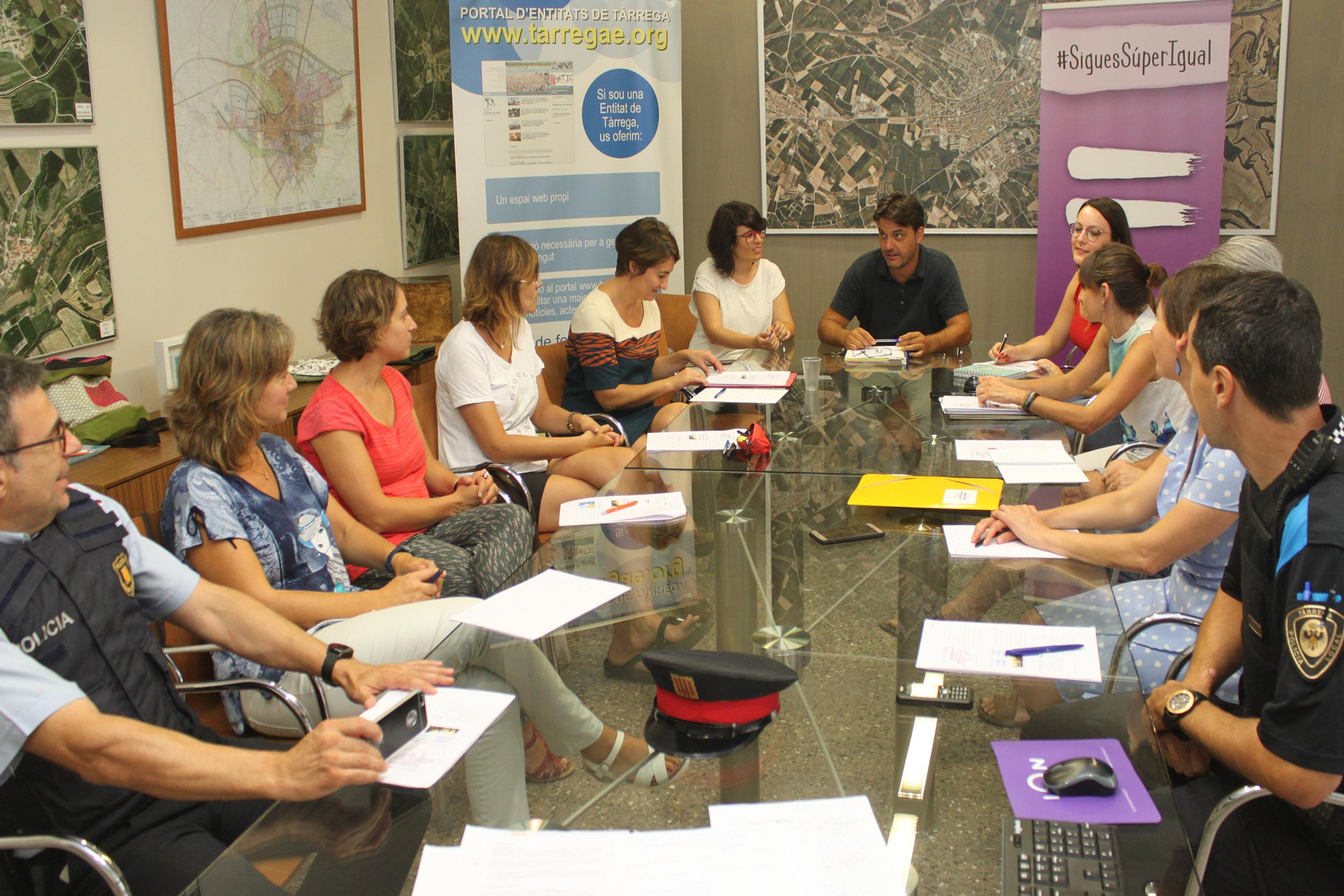 Tàrrega convoca dues activitats participatives dins el procés d'elaboració del protocol per prevenir violències sexuals en espais de festa i oci