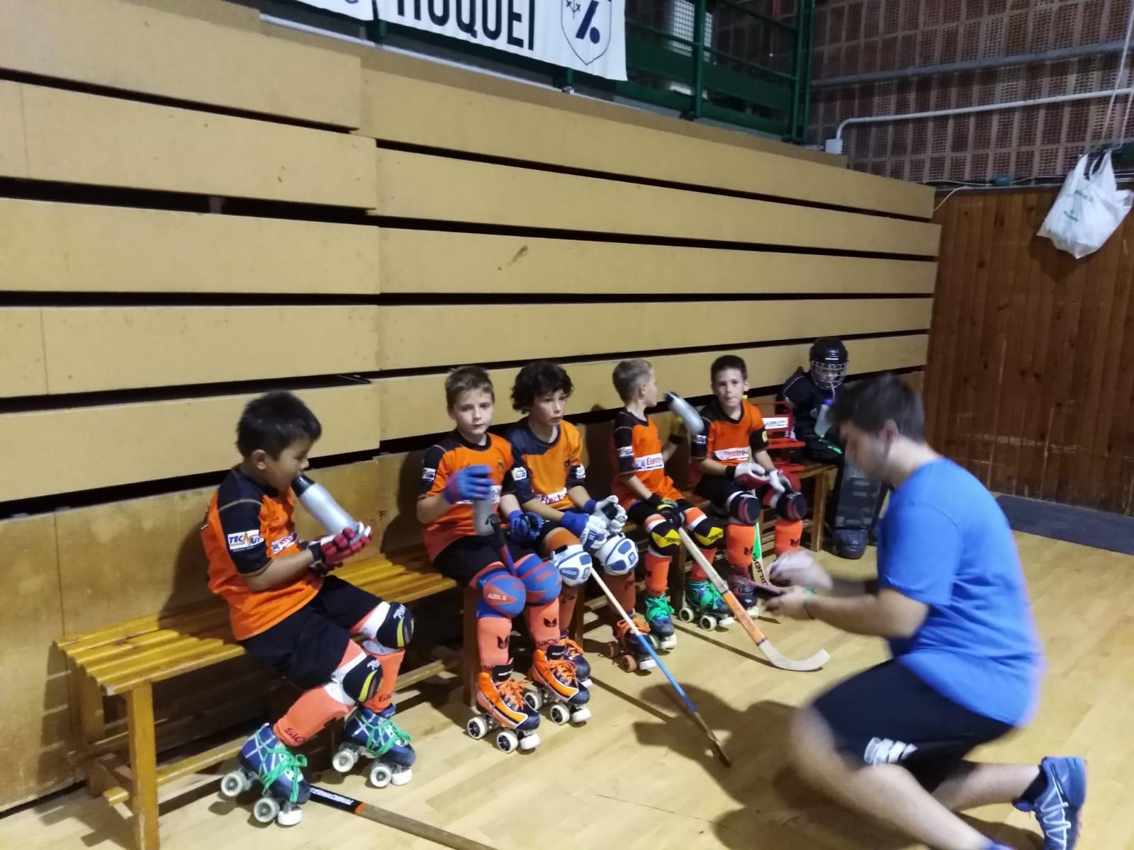 Crónica TÀRREGA HOQUEI PATINS CLUB 07-10-2018 – Jornada 3