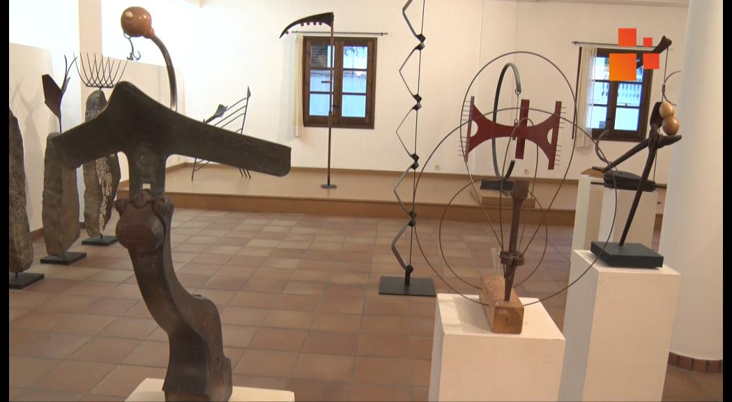'Viladot rural', la primera exposició que dona per començat un nou cicle d'apertura a Lo Pardal