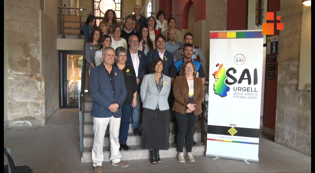 L'Ajuntament de Tàrrega i el Consell Comarcal oferiran un Servei d'Atenció Integral per a garantir la igualtat de drets del col•lectiu LGTBI