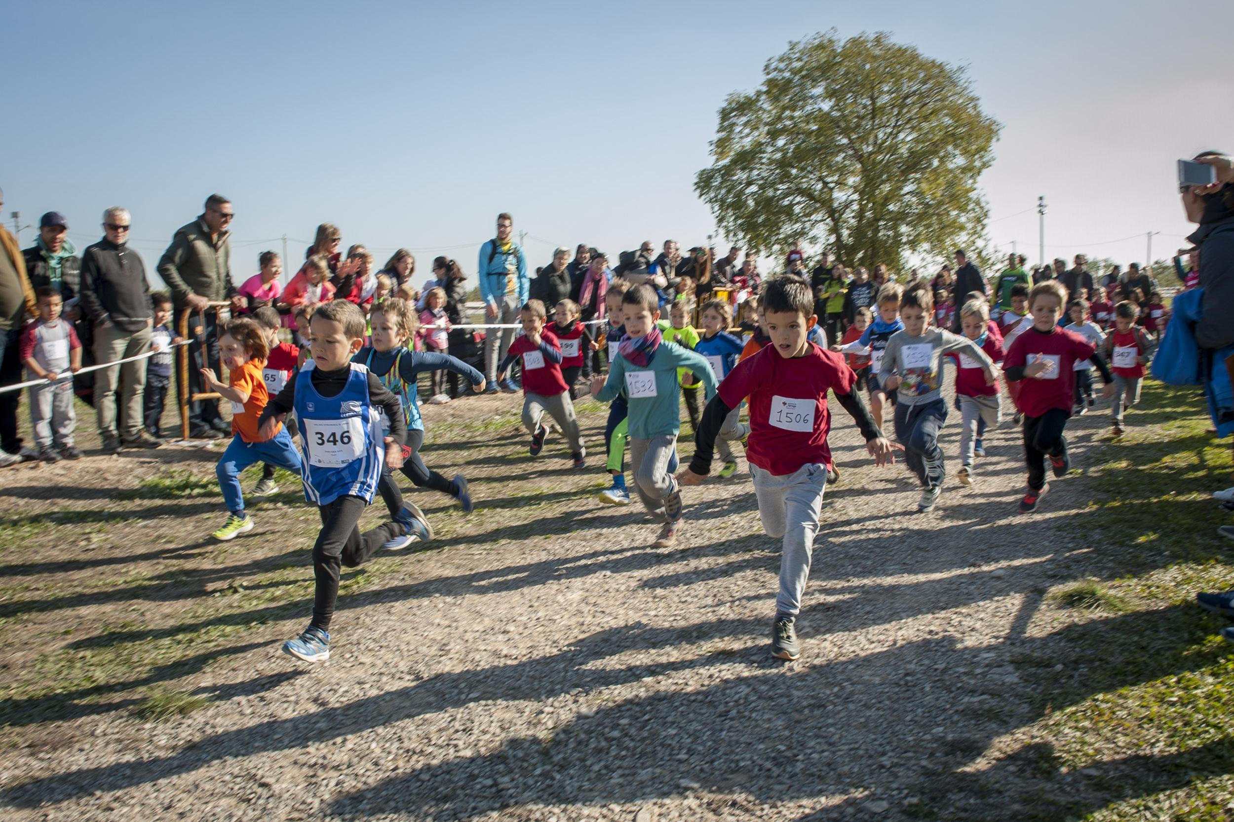 Tàrrega celebra el seu 26è Cros Intercomarcal aquest diumenge 18 de novembre