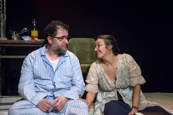IMATGE PROMOCIONAL de la peça 'Espacio disponible! de Perigallo Teatro