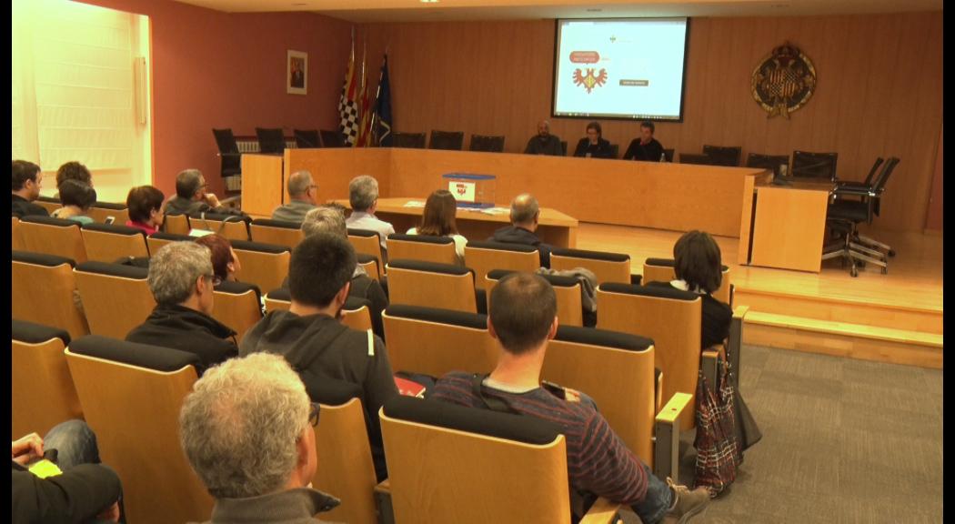Tàrrega posa en marxa els seus primers pressupostos participatius, en què la ciutadania decidirà com invertir 100.000 euros