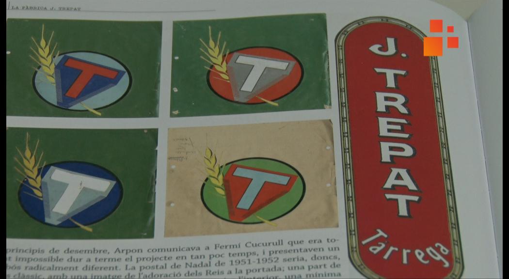 Un llibre repassa l'evolució de les tècniques publicitàries de la fàbrica J.Trepat al llarg del segle XX