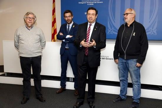 """El desplegament de mossos pel 21-D a Lleida serà """"just i necessari"""" per garantir drets i seguretat de la gent"""