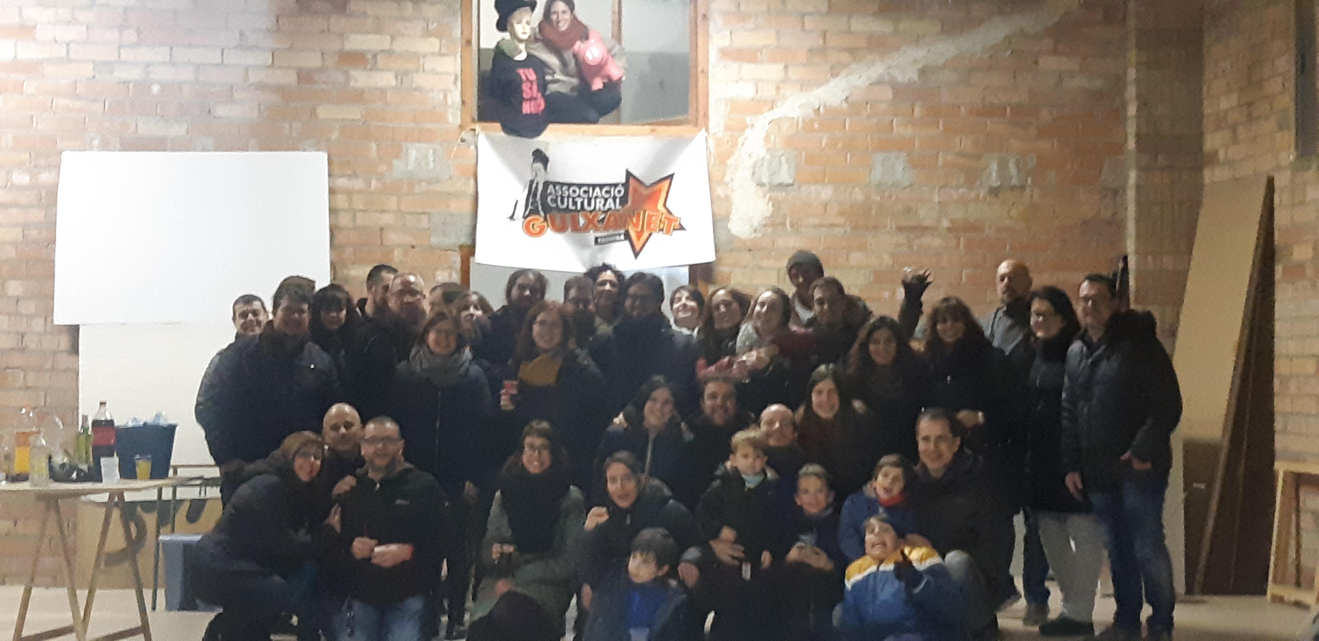 L'Associació Guixanet celebra l'assemblea anual a la seva nova seu