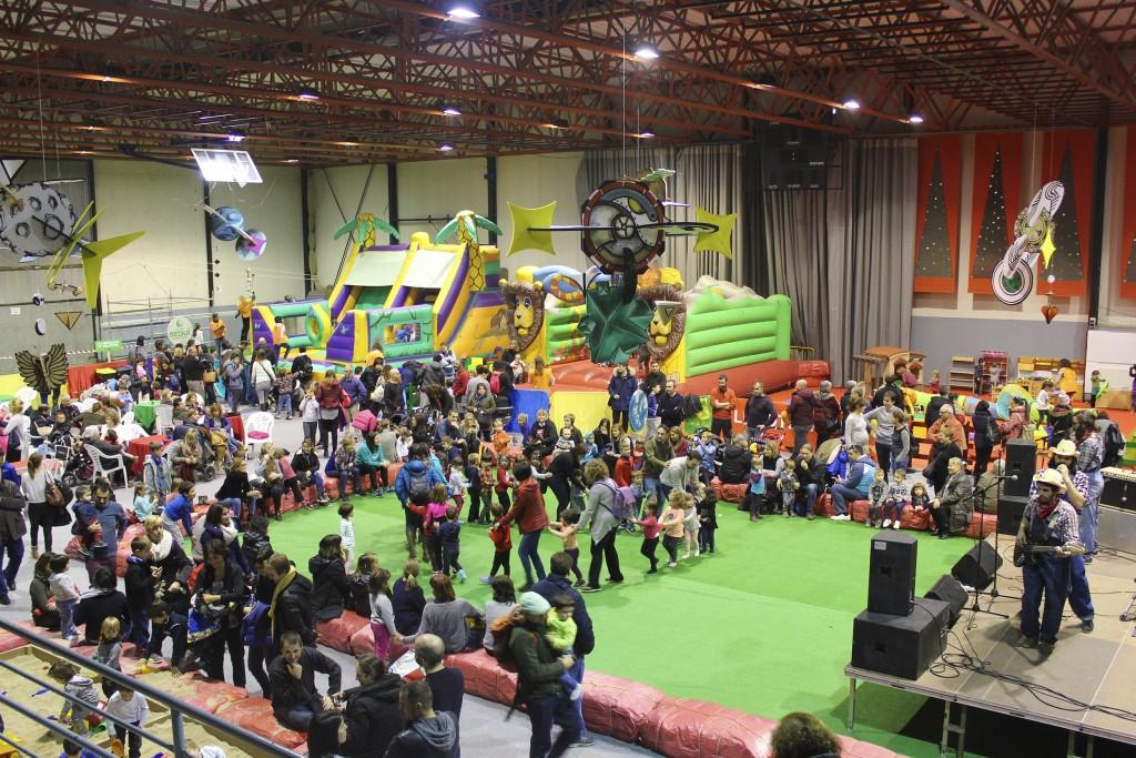 IMATGE D'ARXIU · Anterior edició del Parc de Nadal de Tàrrega
