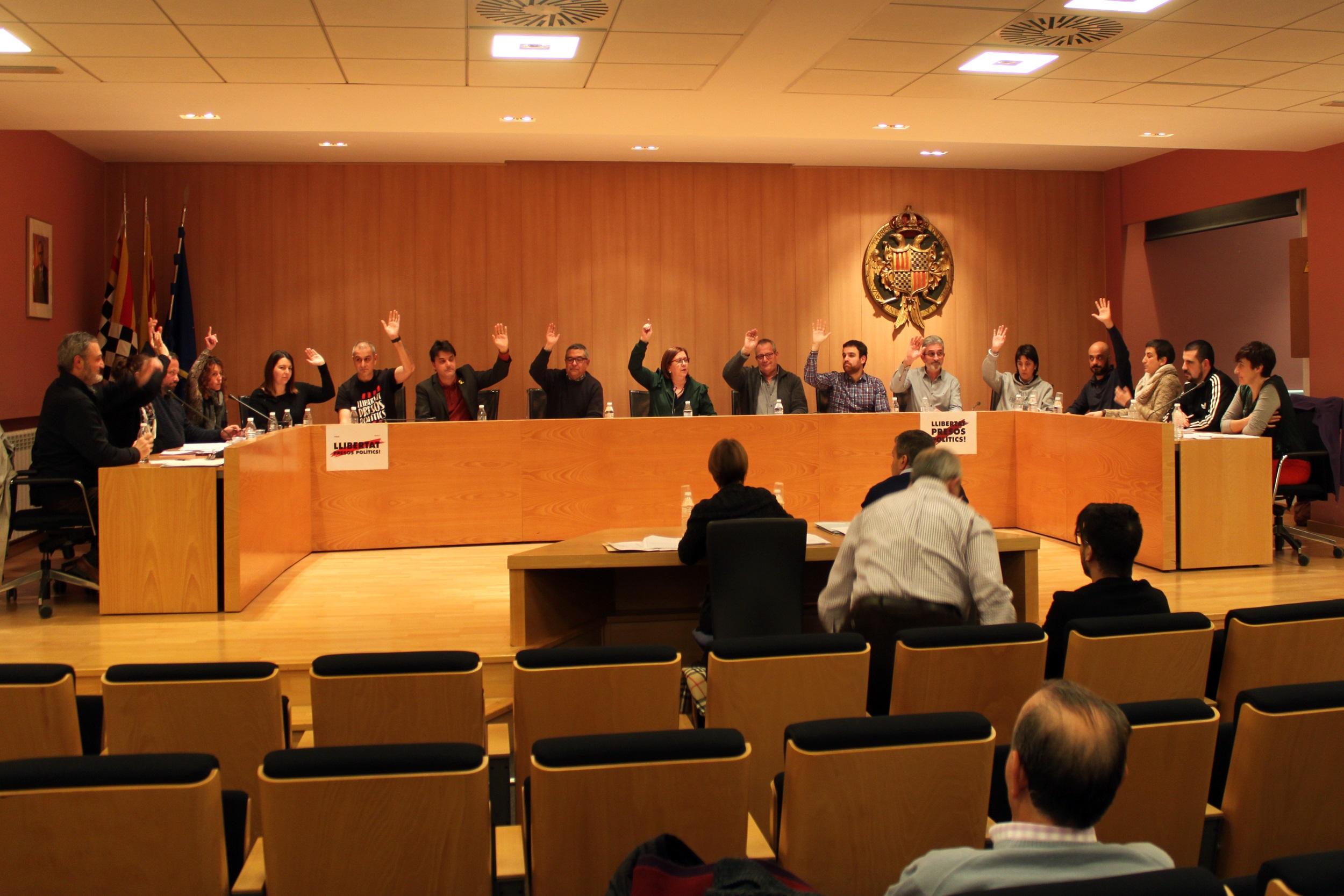 El Ple de Tàrrega aprova el pressupost municipal per al 2019, xifrat en 19,2 milions d'euros i amb un creixement del 20% en inversions