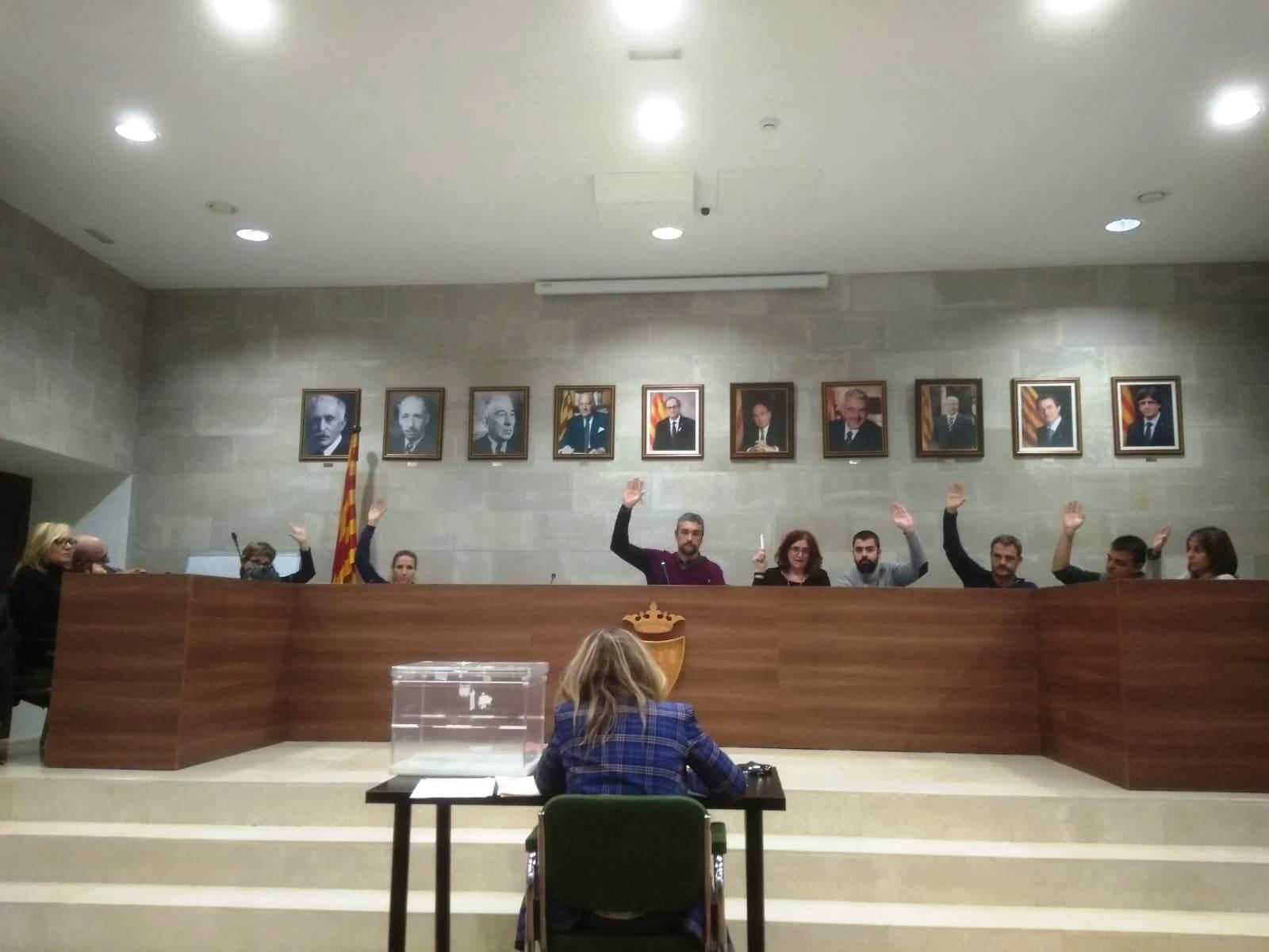 El consistori d'Agramunt aprova un pressupost de 5,4M€