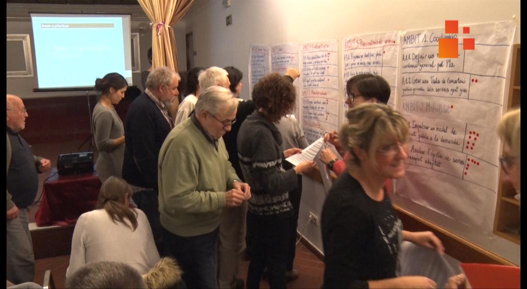 El Pla de Serveis de la Gent Gran de l'Urgell preveu un servei de transport a la demanda