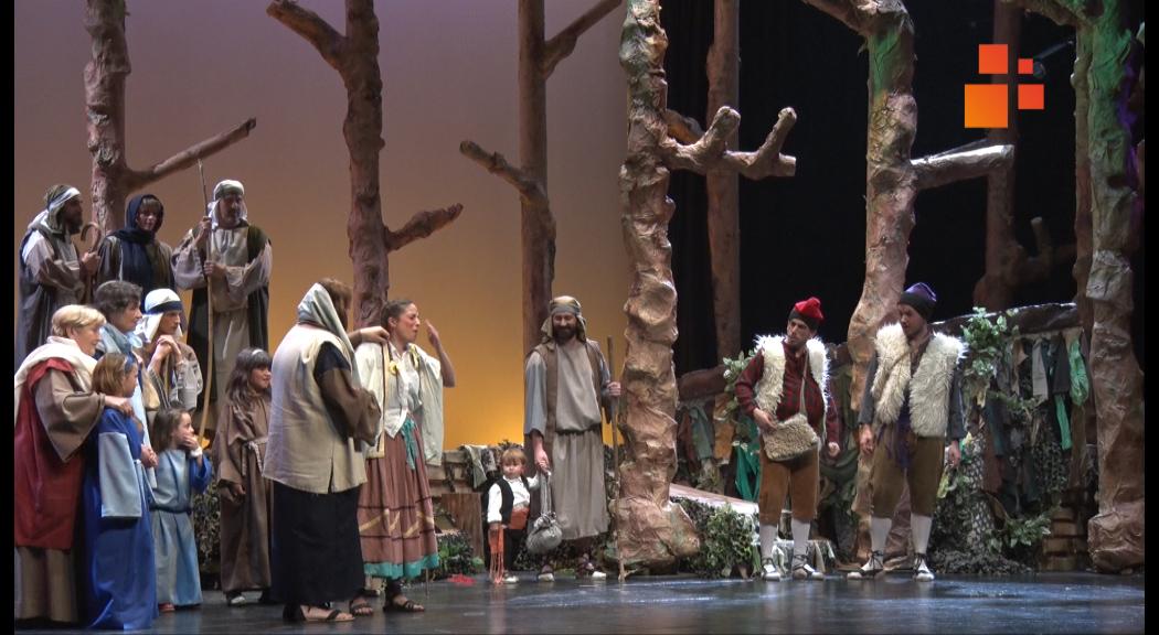 Vanessa Leiva  i  Joan Marc Gabernet i debuten en la direcció dels Pastorets de Tàrrega