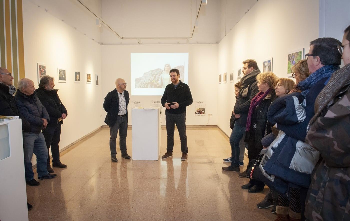 La Sala Marsà de Tàrrega exhibeix el treball dels alumnes del curs de fotografia digital impartit per Jaume Solé