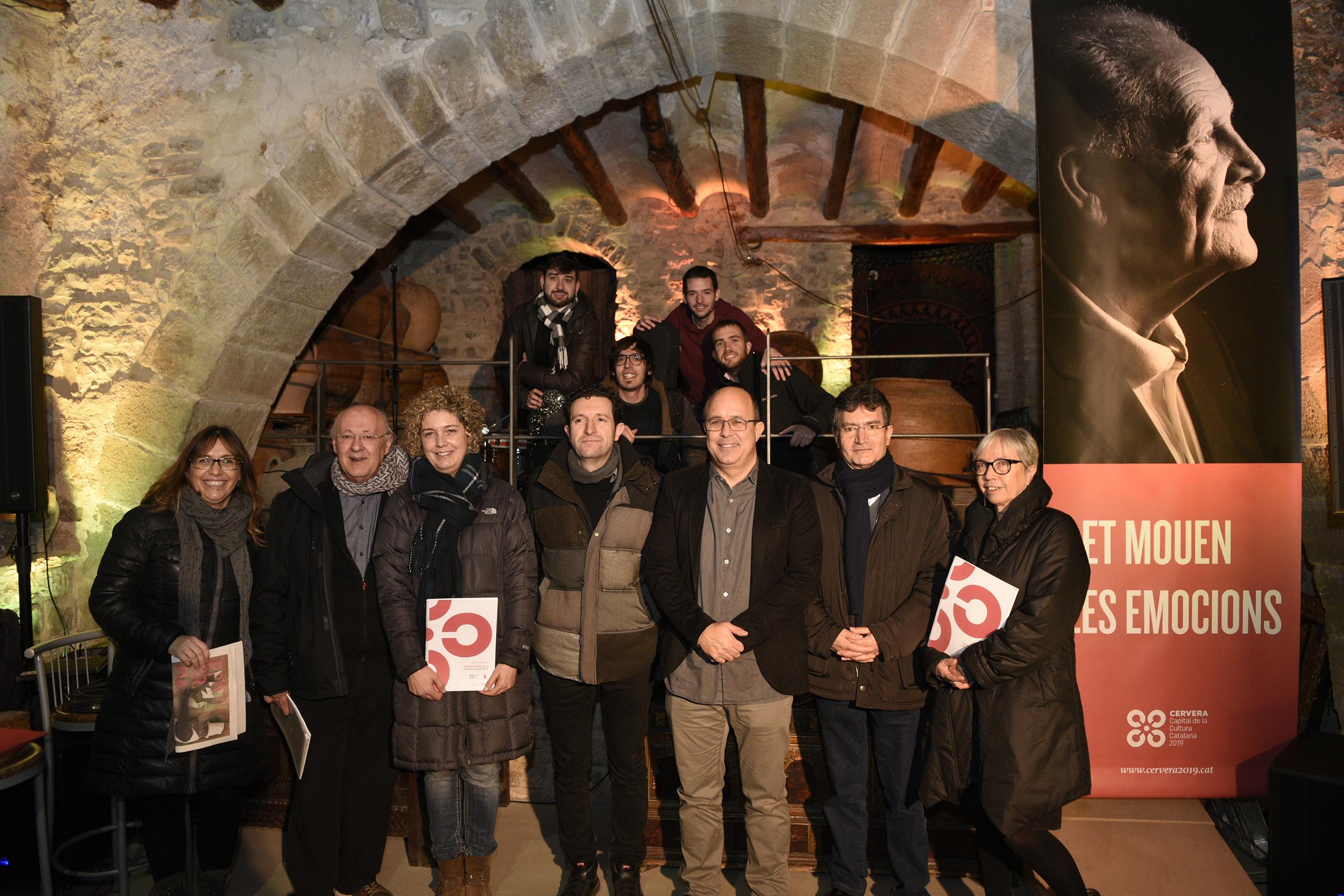 """El Cor de Cambra del Palau de la Música Catalana actuarà al cicle musical """"La Pedra Parla"""" al monestir de Vallbona de les Monges"""