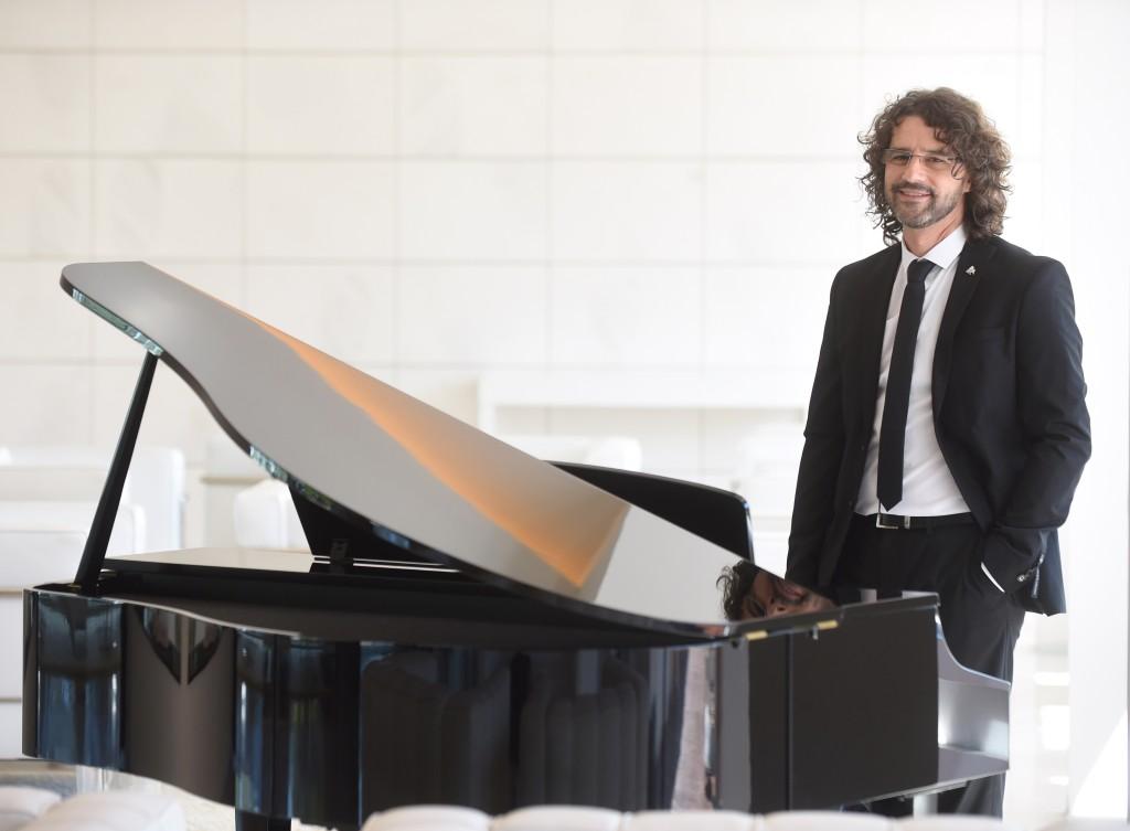 Imatge promocional d'Antoni Tolmos