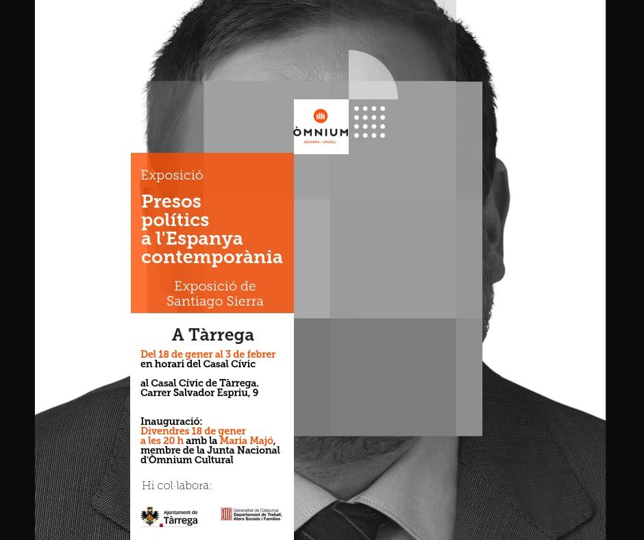 cartell EXPO Tàrrega
