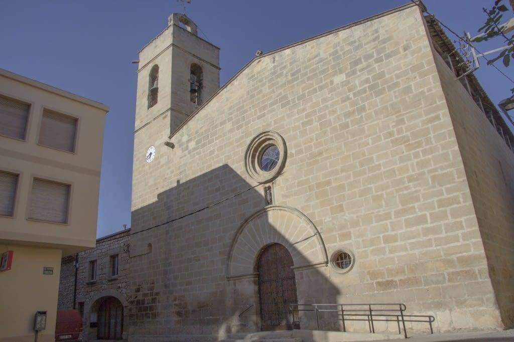 """El rector d'Arbeca demana """"disculpes"""" i agraeix la """"confiança depositada"""" per l'arquebisbe"""
