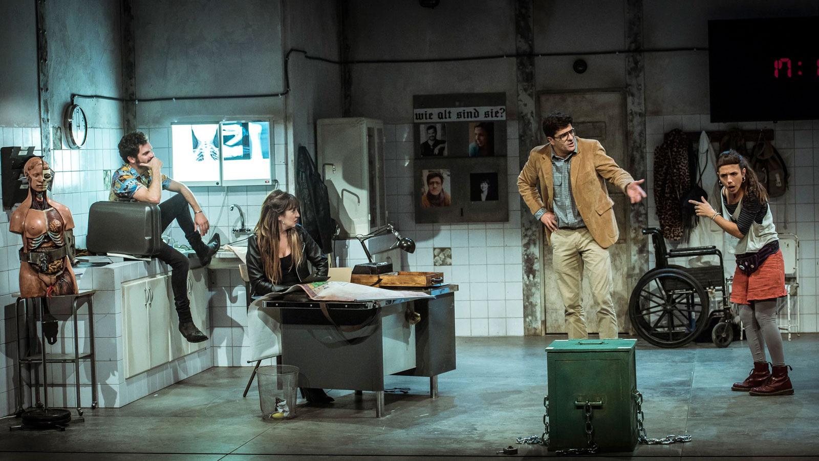 """Tàrrega abaixa el teló de la 24a Temporada de Teatre aquest diumenge  amb la comèdia """"Escape Room"""""""