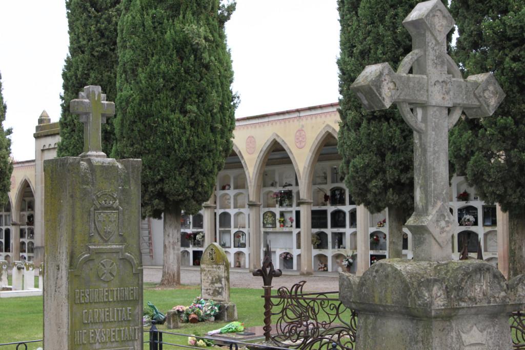IMATGE D'ARXIU · Cementiri Municipal de Tàrrega