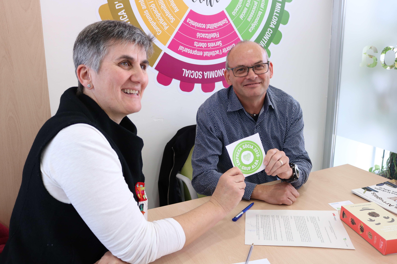 El Grup Alba crea la Xarxa d'Empreses Sòcies per establir aliances i fomentar el compromís social entre el sector empresarial