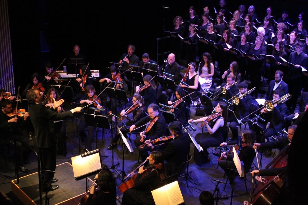 Rèquiem de Mozart al Teatre Ateneu de Tàrrega (2)