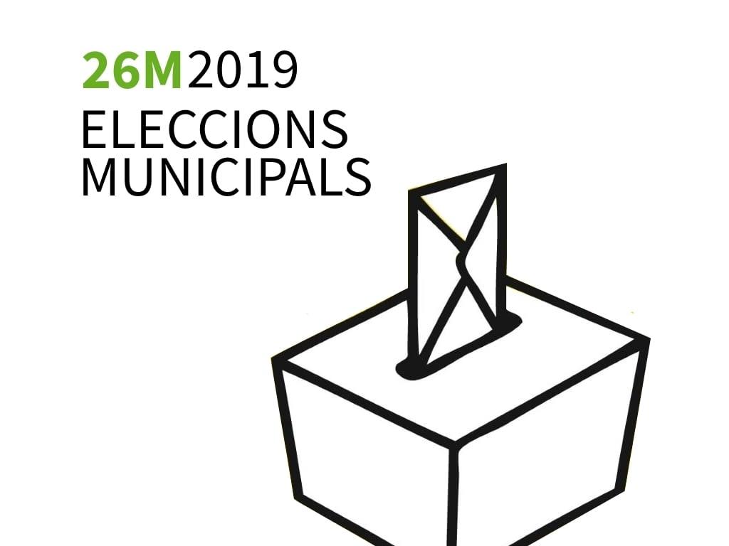 Salvador Bonjoch repeteix com a candidat amb Junts per Bellpuig per les municipals i Jordi Estiarte i Sandra Oriola són candidats d'ERC i  de la CUP