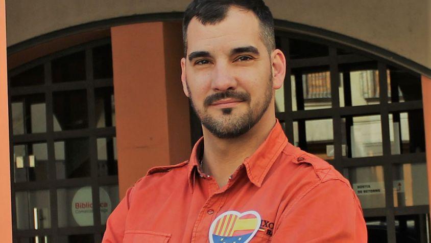Miquel Angel Rubio González  cap de llista  de Ciutadans a Tàrrega per les municipals