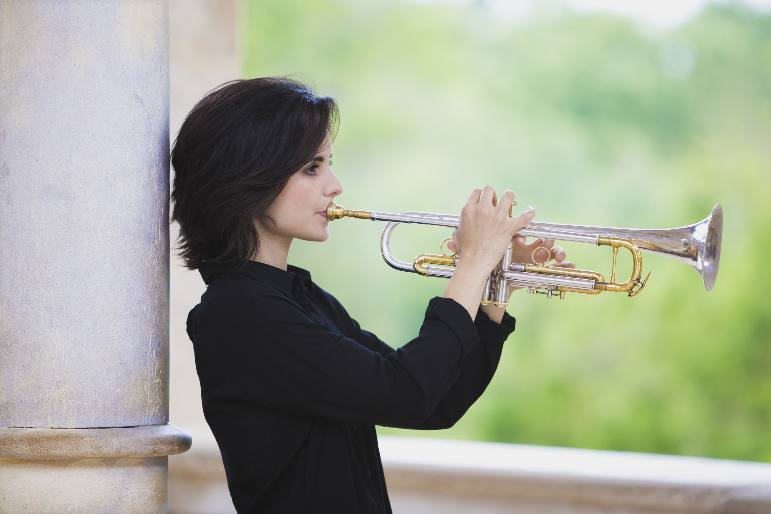 Andrea Motis portarà el diumenge a Tàrrega els temes del seu primer àlbum, Emotional dance