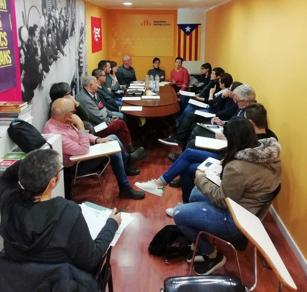 Esquerra de Tàrrega prepara la candidatura per les municipals