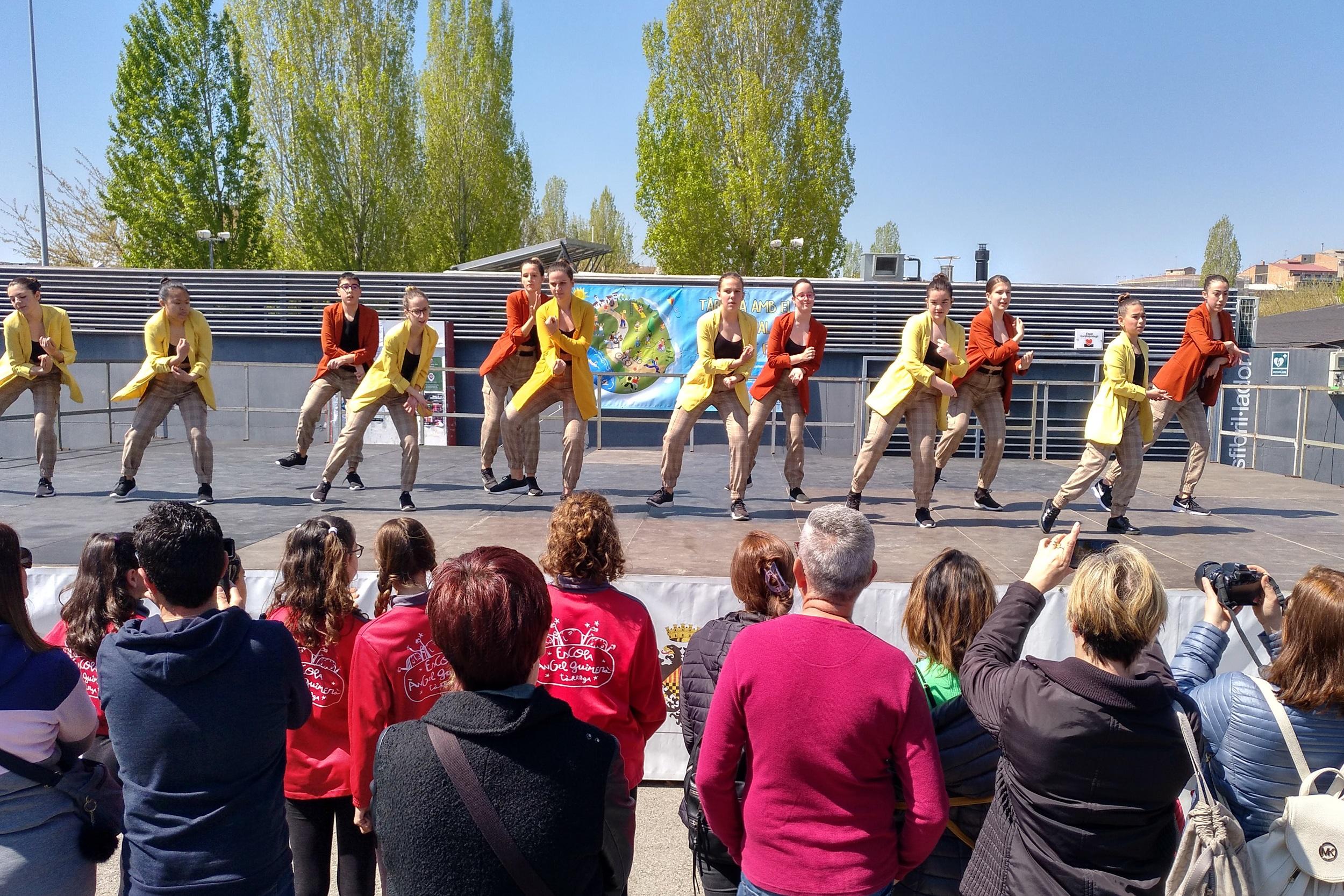 Gran participació a Tàrrega  en  les activitats  del Dia Mundial de l'Activitat Física