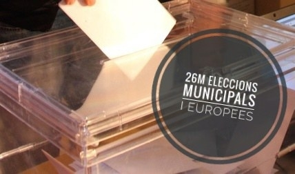 10.973 electors són cridats a les urnes al municipi de Tàrrega a les eleccions municipals i europees d'aquest proper diumenge