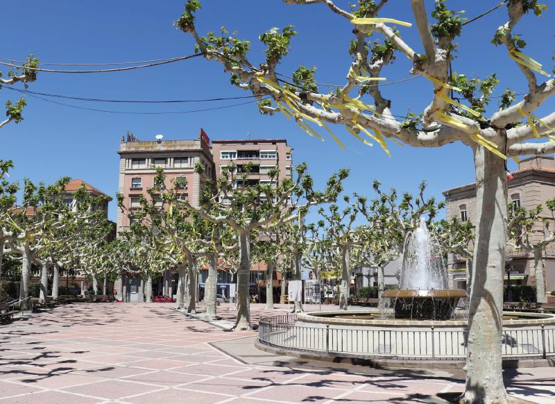 """""""Els equipaments configuren el teixit urbà com un espai de convivència on es dona resposta a les necessitats de les ciutadanes i ciutadans"""", afirma la cap de llista, Rosa Maria Perelló"""