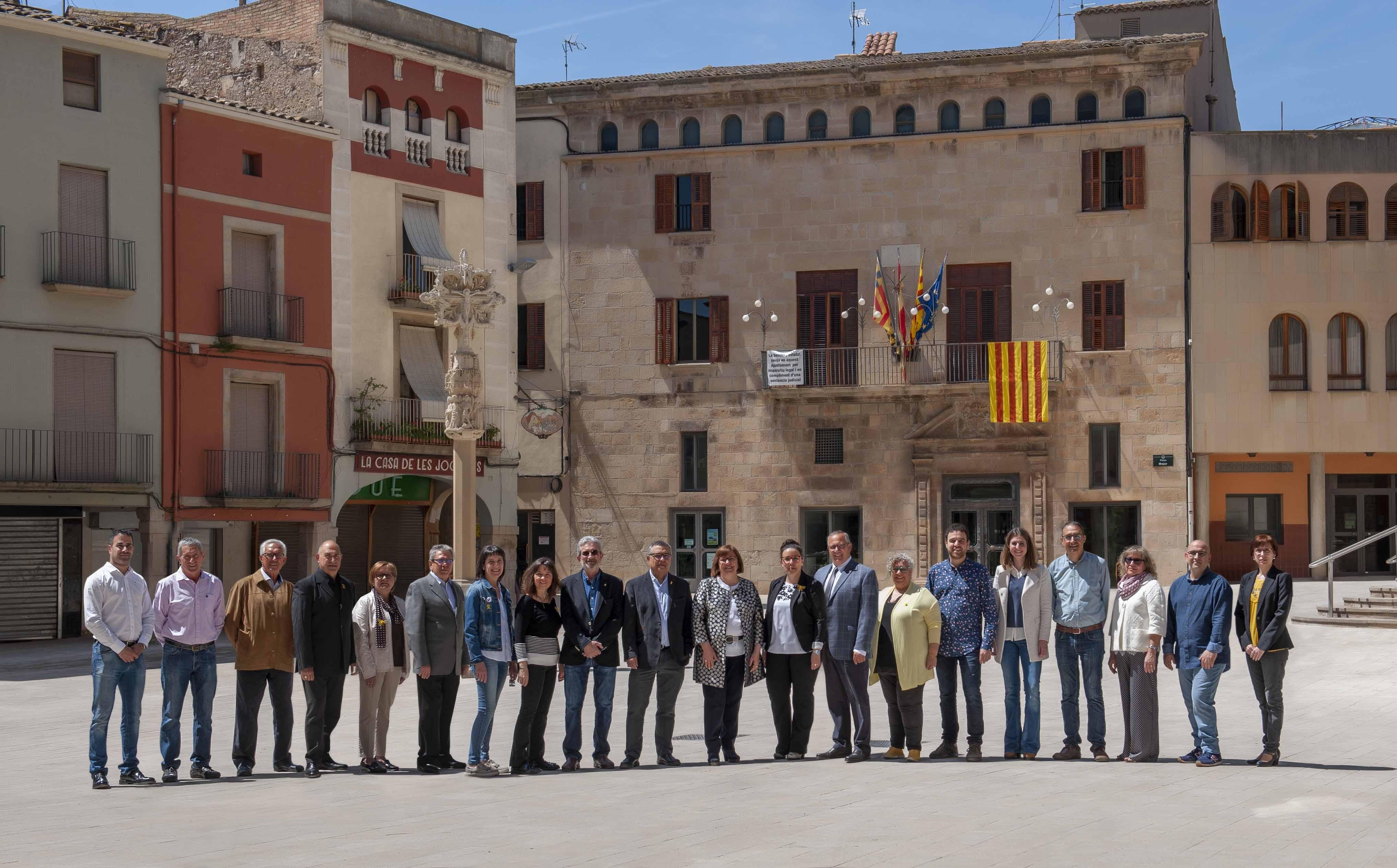 Junts per Tàrrega confia en l'associacionisme municipal com a peça clau per impulsar la ciutat
