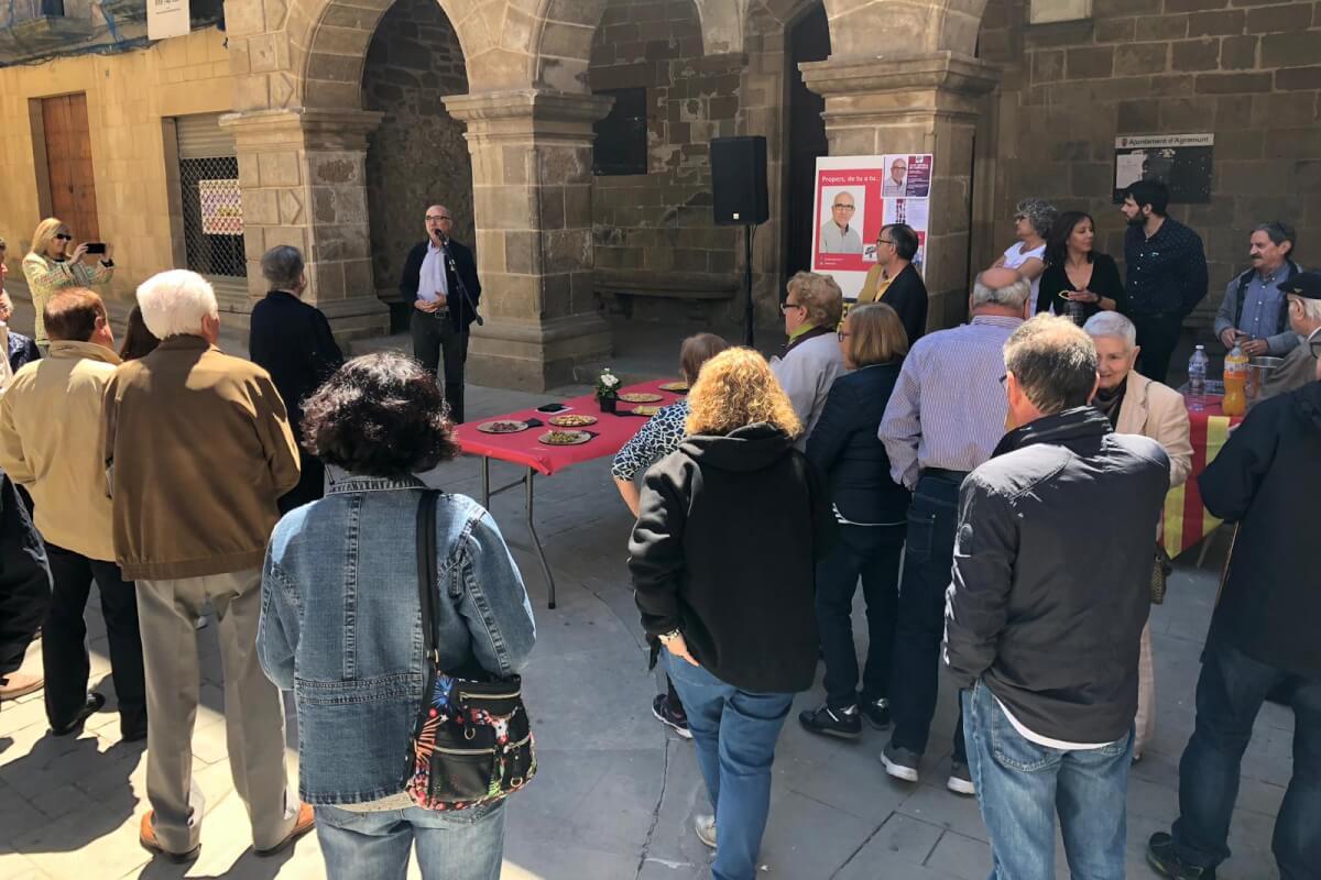 La CUP de Tàrrega aposta per la casa museu Pedrolo i la biblioteca