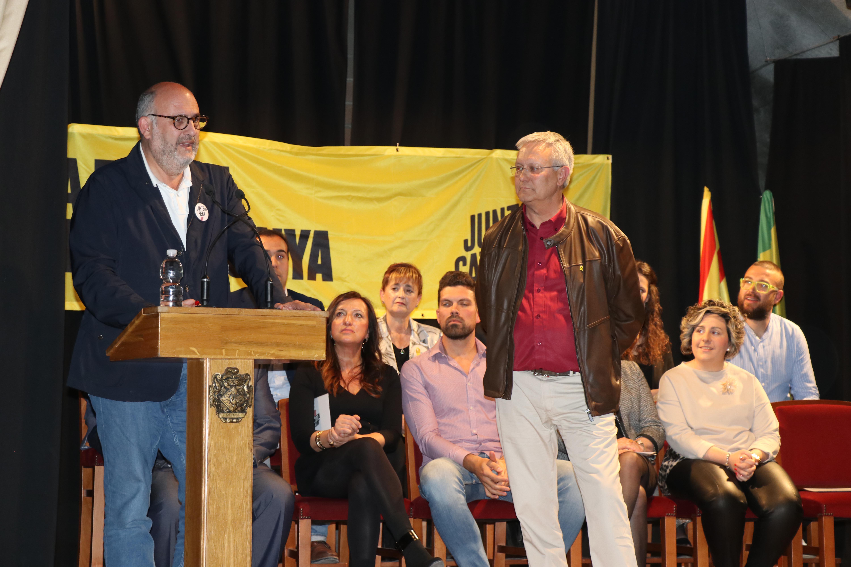 Salvador Bonjoch torna a liderar Junts Per Bellpuig per optar a reeditar l'alcaldia