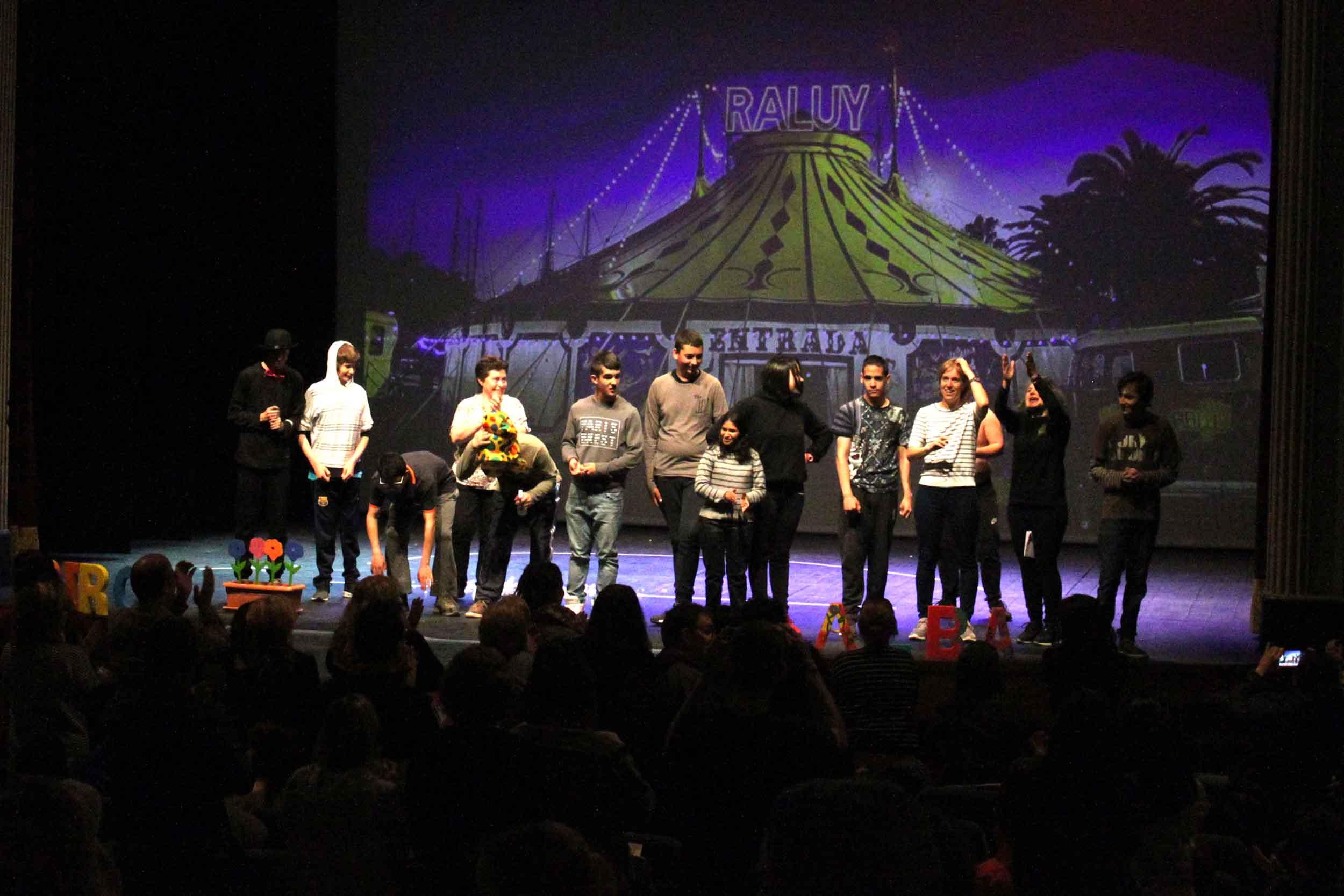 Èxit de la 1a Mostra Escolar de Teatre de Tàrrega, iniciativa pedagògica que fomenta les arts escèniques entre els joves