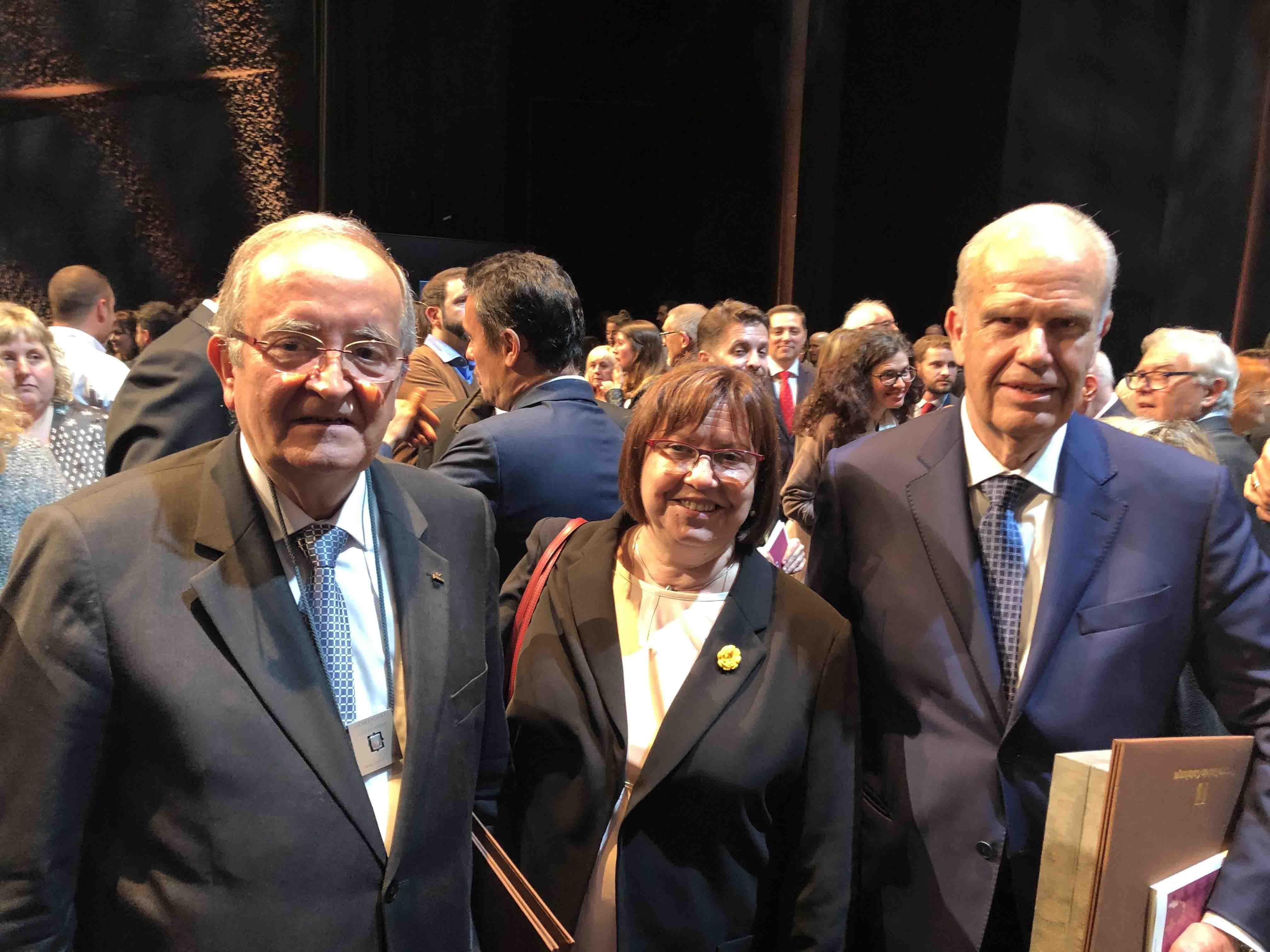 L'Ateneu de Tàrrega ha rebut la Creu de Sant Jordi l'any del seu centenari