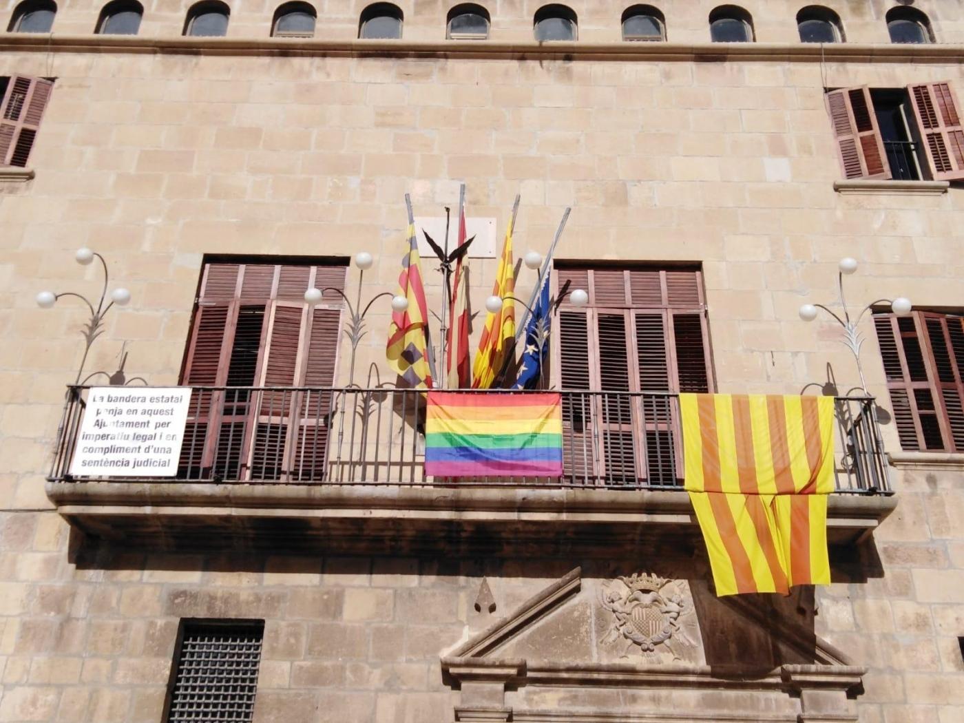 Tàrrega referma el seu compromís pel respecte als drets de les persones LGTBI+ i la tolerància zero a la discriminació