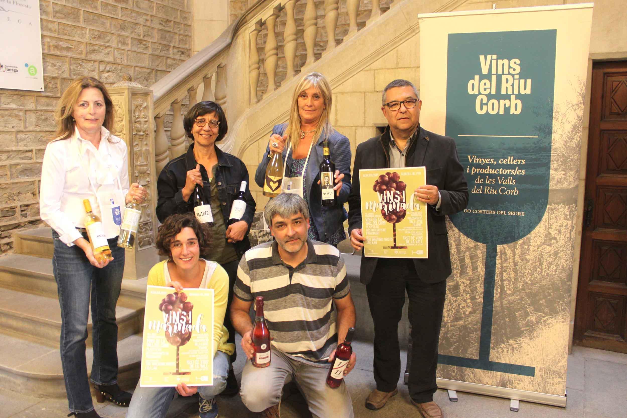 """Tàrrega acollirà la cinquena edició de la festa gastronòmica """"Vins i Marinada"""" el dissabte 6 de juliol"""