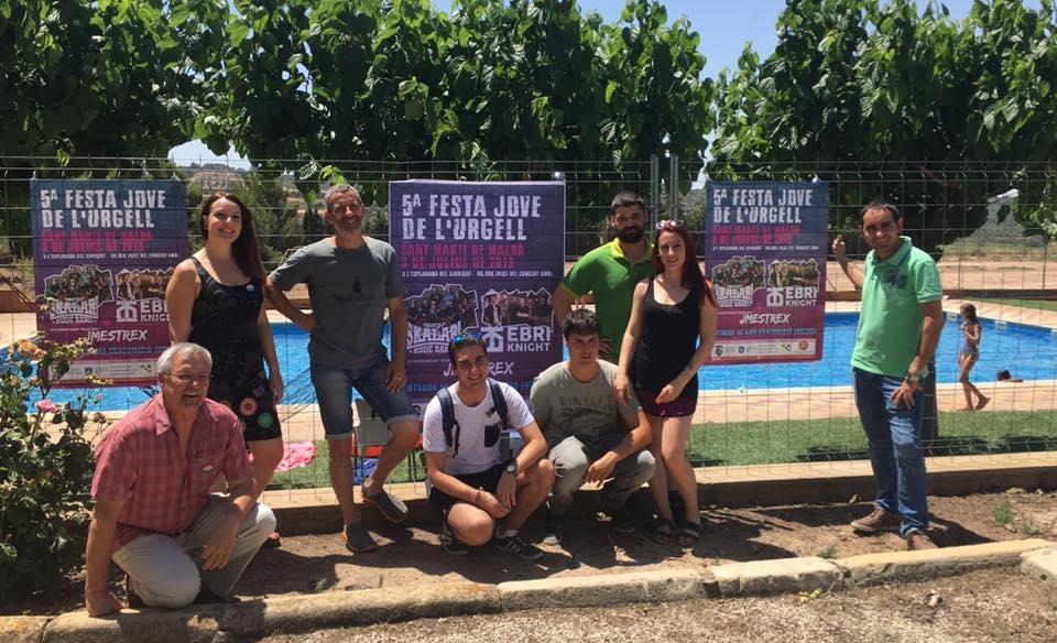 Arriba la 5ª Festa Jove de l'Urgell a Sant Martí de Maldà
