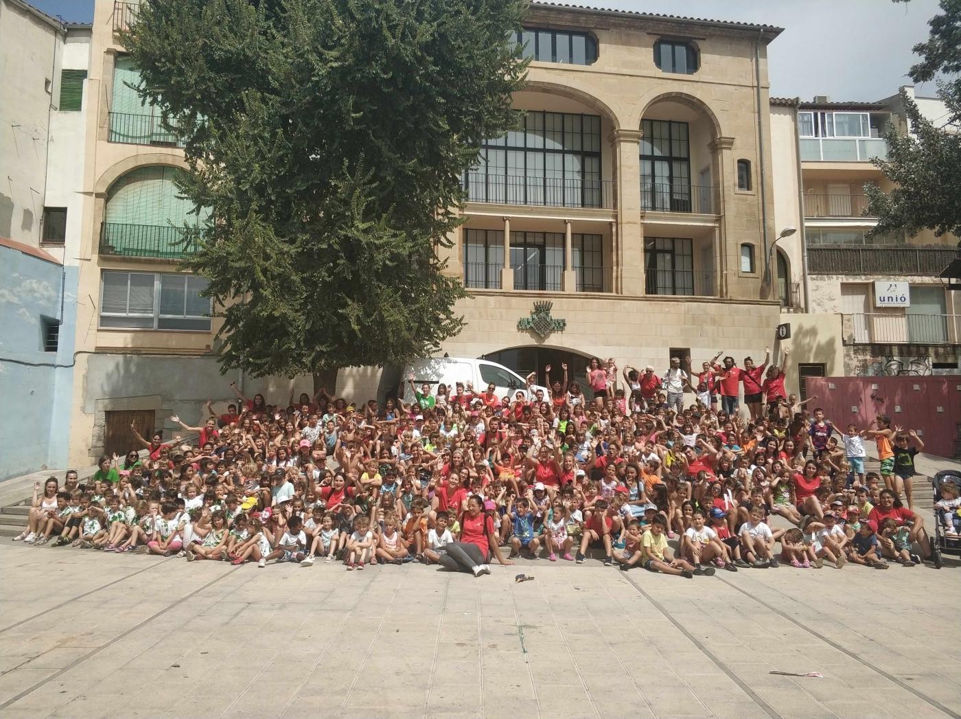 Més de 1500 infants passaran aquest estiu pels 33 casals inclusius que Quàlia gestiona al territori de Lleida