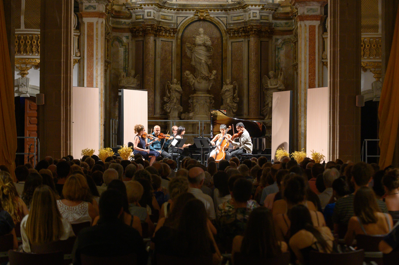 Clàssics de Beethoven i Brahms inauguren el Festival Internacional de Música de Cervera