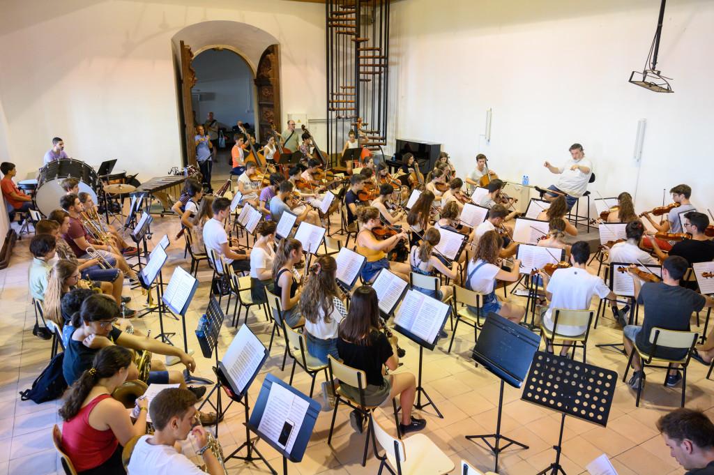Orquestra del curs-2086