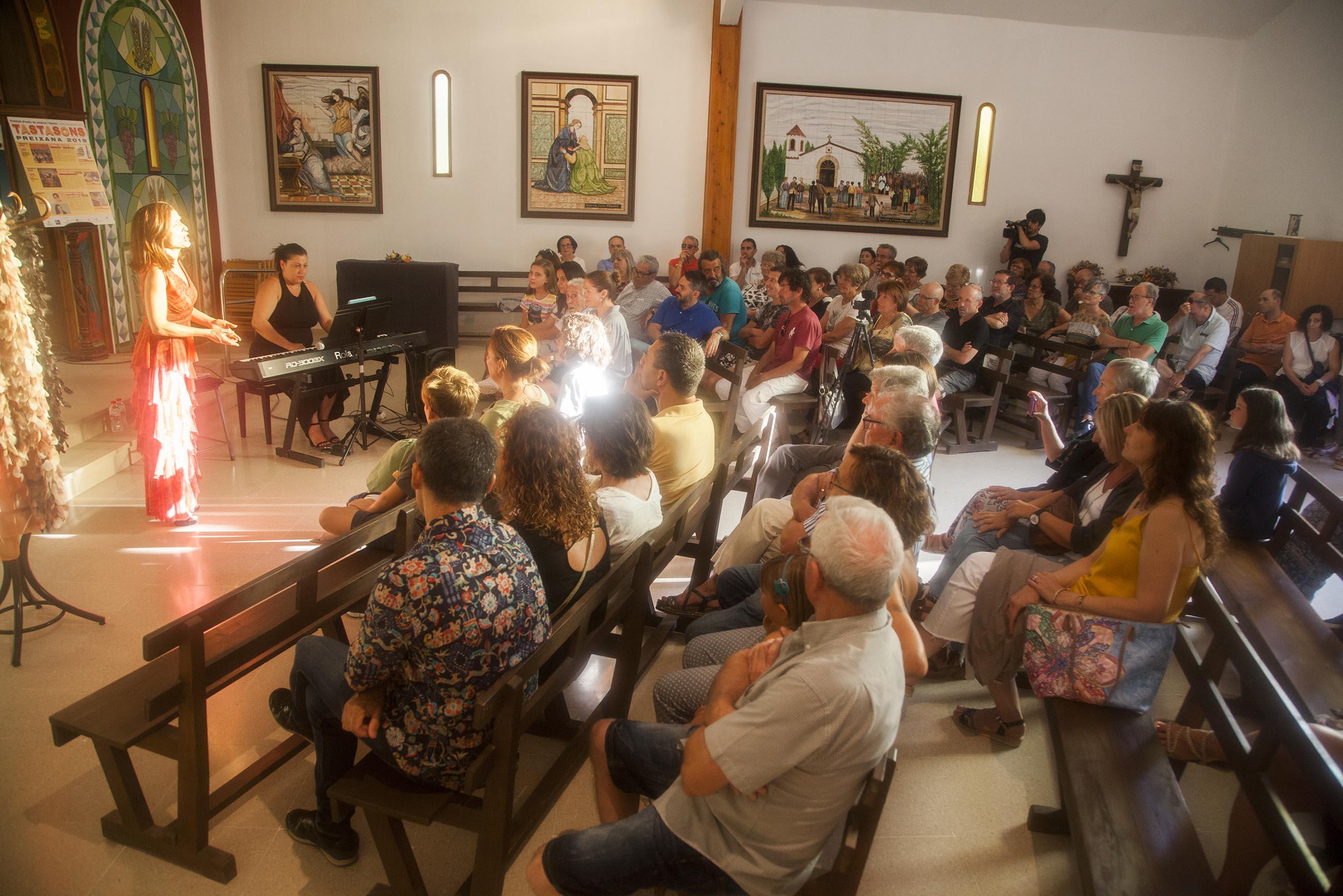 Les tres sessions de la sisena edició reben més de 500 persones