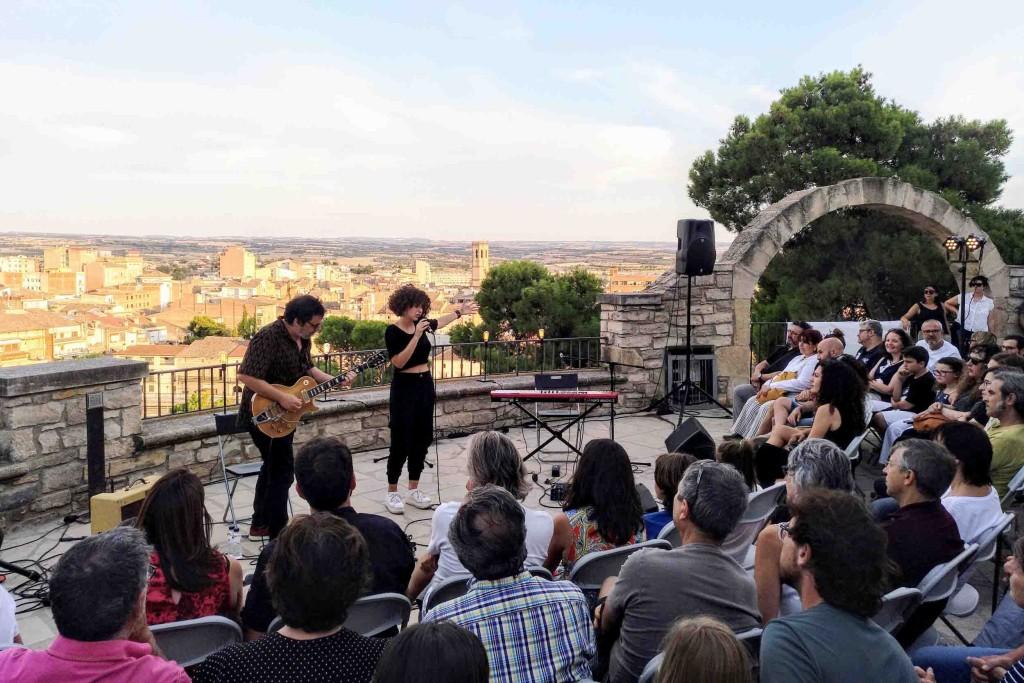 Concert de Paula Valls a Tàrrega