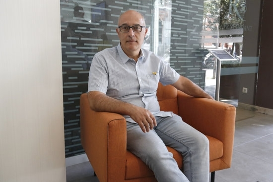 Ramon Cardona guanya el premi Miquel de Palol de poesia atorgat per la Fundació Prudenci Bertrana